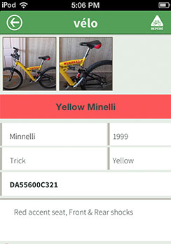 Add your Bikes