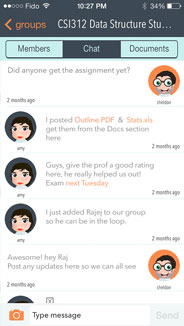 Chat with ClassRate