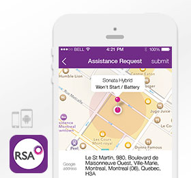 RSA Assist Apps