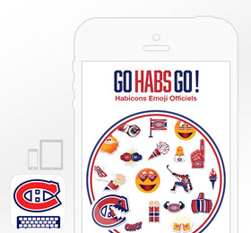 Habs iOS Keyboard Extension